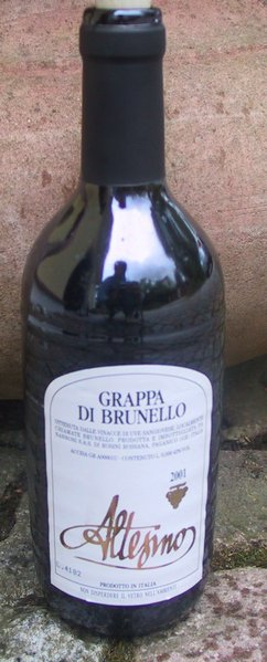 Grappa Brunello Altesino 0,5 l